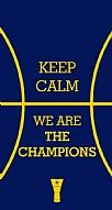 Keep Calm Euro Champions