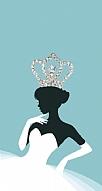 Crystal Queen Taşlı
