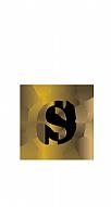Kişiye Özel Gold Prizma Harf