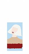 White Haired Girl Kişiye Özel