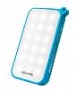 Adata IP54 8000 mah Led Işıklı Mavi Powerbank Yedek Batarya - Resim 7