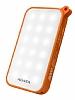 Adata IP54 8000 mah Led Işıklı Turuncu Powerbank Yedek Batarya - Resim 6