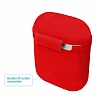 AirPods Kırmızı Silikon Kılıf - Resim 2