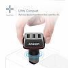 ANKER PowerDrive+ 2 QuickCharge 3.0 Hızlı Siyah Araç Şarj Cihazı - Resim 6