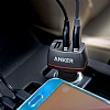 ANKER PowerDrive+ 2 QuickCharge 3.0 Hızlı Siyah Araç Şarj Cihazı - Resim 7