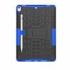 Apple iPad Pro 10.5 Ultra Süper Koruma Standlı Mavi Kılıf - Resim 1
