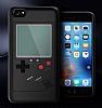 iPhone 6 Plus / 7 Plus / 8 Plus Tetris Oyunlu Siyah Kılıf - Resim 2