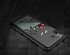 iPhone X Tetris Oyunlu Siyah Kılıf - Resim 4