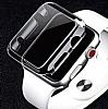 Apple Watch / Watch 2 / Watch 3 42mm Şeffaf Kristal Kılıf - Resim 2