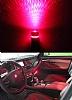 Araç İçi Tavan Lambası Animasyon Projektörü Kırmızı Işıklı - Resim 4