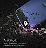 Araree Amy iPhone 7 / 8 Ultra Koruma Gun Metal Kılıf - Resim 7