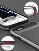 Araree Amy iPhone 7 / 8 Ultra Koruma Gun Metal Kılıf - Resim 2