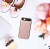 Araree Amy iPhone 7 / 8 Ultra Koruma Rose Gold Kılıf - Resim 1