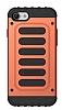 Araree Wrangler Force iPhone 7 / 8 Ultra Koruma Magma Orange Kılıf - Resim 13