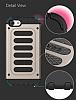 Araree Wrangler Force iPhone 7 / 8 Ultra Koruma Magma Orange Kılıf - Resim 8