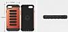 Araree Wrangler Force iPhone 7 / 8 Ultra Koruma Magma Orange Kılıf - Resim 2