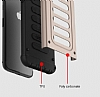 Araree Wrangler Force iPhone 7 / 8 Ultra Koruma Magma Orange Kılıf - Resim 5