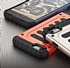 Araree Wrangler Force iPhone 7 / 8 Ultra Koruma Magma Orange Kılıf - Resim 4