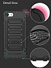 Araree Wrangleri iPhone 7 / 8 Ultra Koruma Midnight Blue Kılıf - Resim 2