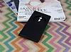 Asus ZenFone 2 İnce Yan Kapaklı Uyku Modlu Siyah Kılıf - Resim 1