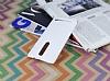 Asus ZenFone 2 ZE551ML Beyaz Rubber Kılıf - Resim 2