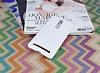 Asus ZenFone 2 ZE551ML Beyaz Rubber Kılıf - Resim 1