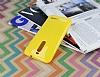 Asus ZenFone 2 Sarı Silikon Kılıf - Resim 2