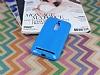 Asus ZenFone 2 Mavi Silikon Kılıf - Resim 1