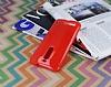 Asus ZenFone 2 Kırmızı Silikon Kılıf - Resim 2