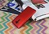 Asus Zenfone 3 Laser ZC551KL Tam Kenar Koruma Kırmızı Rubber Kılıf - Resim 2