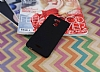 Asus Zenfone 3 Max ZC520TL Tam Kenar Koruma Siyah Rubber Kılıf - Resim 1