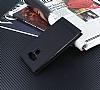 Asus ZenFone 3 Max ZC553KL Gizli Mıknatıslı Yan Kapaklı Siyah Deri Kılıf - Resim 1