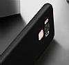 Asus ZenFone 3 Max ZC553KL Mat Kırmızı Silikon Kılıf - Resim 2