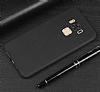 Asus ZenFone 3 Max ZC553KL Mat Siyah Silikon Kılıf - Resim 1