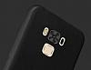 Asus ZenFone 3 Max ZC553KL Mat Siyah Silikon Kılıf - Resim 3