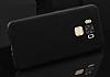 Asus ZenFone 3 Max ZC553KL Mat Kırmızı Silikon Kılıf - Resim 4