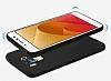 Asus ZenFone 3 Max ZC553KL Mat Siyah Silikon Kılıf - Resim 6