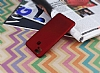 Asus ZenFone 3 Zoom Tam Kenar Koruma Bordo Rubber Kılıf - Resim 1
