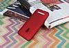 Asus ZenFone 5 Mat Kırmızı Silikon Kılıf - Resim 2
