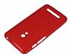 Asus ZenFone 5 Kırmızı Silikon Kılıf - Resim 2