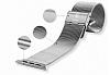 Baseus Apple Watch Milanese Loop Orjinal Silver Metal Kordon (38 mm) - Resim: 5