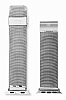 Baseus Apple Watch Milanese Loop Orjinal Silver Metal Kordon (38 mm) - Resim: 6