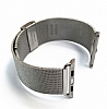 Apple Watch Silver Metal Kordon (42 mm) - Resim: 1