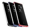 Baseus Armor Samsung Galaxy S9 Siyah Kenarlı Ultra Koruma Kılıf - Resim 7