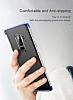 Baseus Armor Samsung Galaxy S9 Siyah Kenarlı Ultra Koruma Kılıf - Resim 8