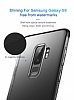 Baseus Armor Samsung Galaxy S9 Siyah Kenarlı Ultra Koruma Kılıf - Resim 6