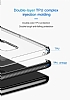 Baseus Armor Samsung Galaxy S9 Plus Lacivert Kenarlı Ultra Koruma Kılıf - Resim 3