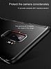 Baseus Armor Samsung Galaxy S9 Plus Lacivert Kenarlı Ultra Koruma Kılıf - Resim 5