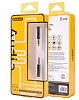Baseus Auxiliary 3.5mm Beyaz Aux Kablo 1m - Resim 5