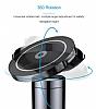 Baseus Big Ears Kablosuz Şarj Özellikli Havalandırma Manyetik Tutucu - Resim 3